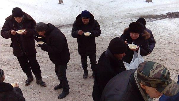 "Отчёт о проекте ""Тарелка Добра"" декабрь 2015 года"