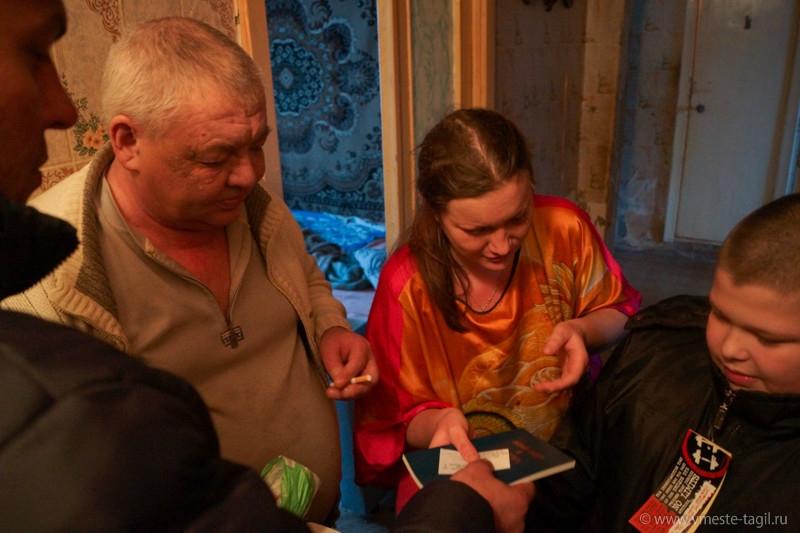 В Нижнем Тагиле продолжается проект «Рождественская Ёлка Ангела»