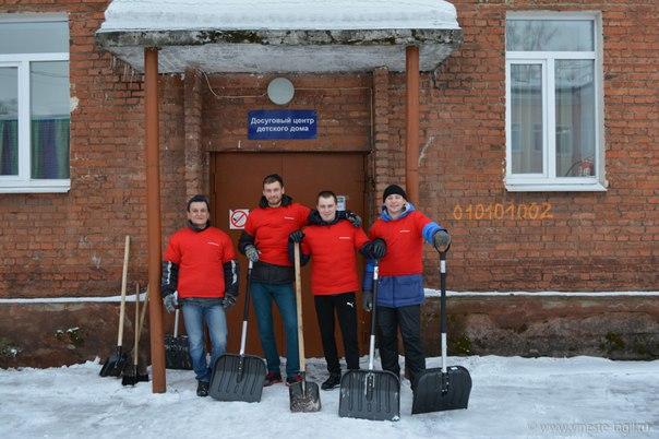 Волонтеры НОБФ «Независимость» помогли детскому дому