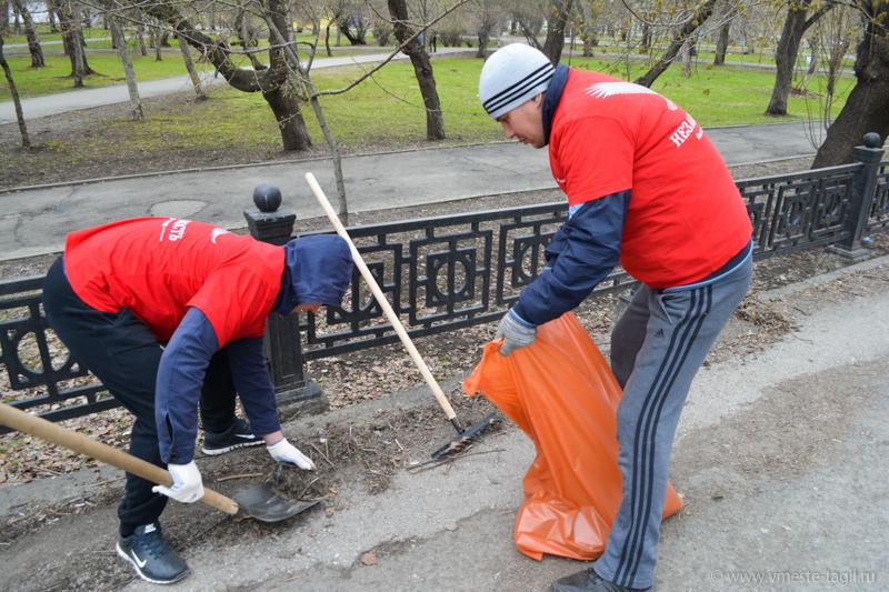 Некоммерческие организации за чистоту и порядок в городе