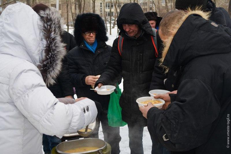 """Итоги совместной работы с ОО """"Тарелка Добра"""" за февраль 2018"""