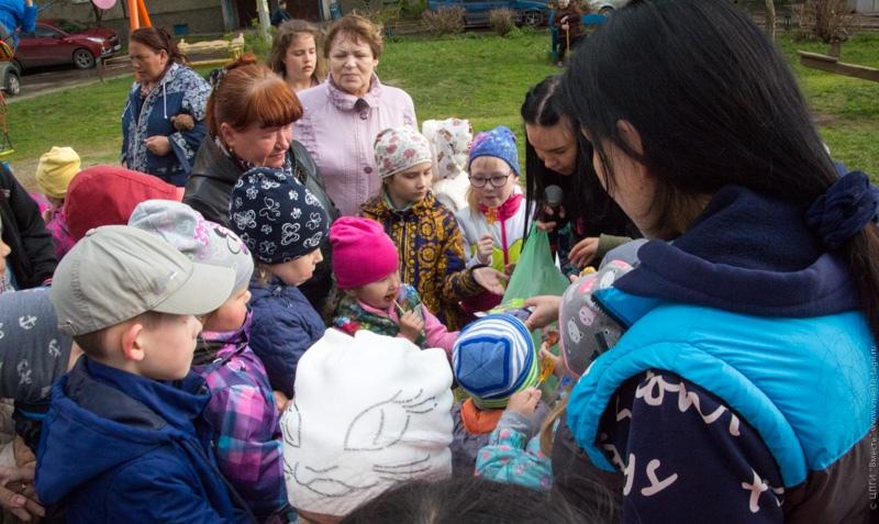 Мероприятия для детей