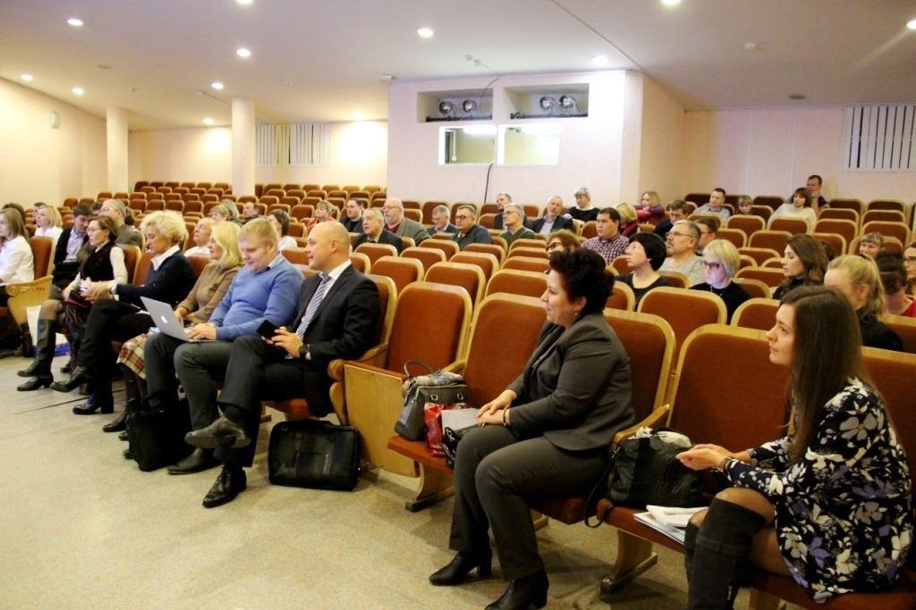 Сотрудники благотворительного фонда «Независимость» приняли участие в межведомственной конференции.