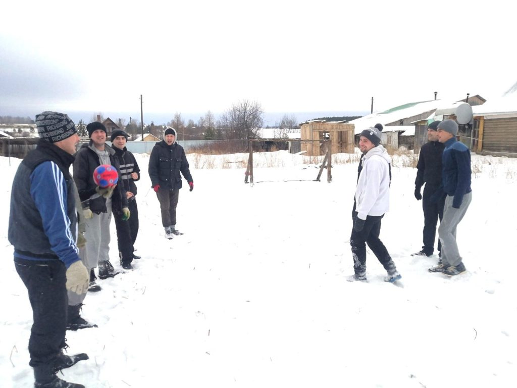 """Новогодние праздники в центре социальной поддержки НОБФ """"Независимость"""""""