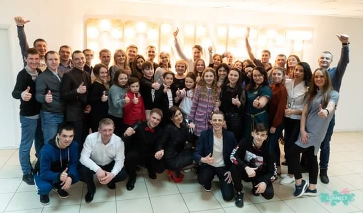 """Волонтёры фонда """"Независимость"""" приняли участие в молодёжном проекте """"Connect"""""""