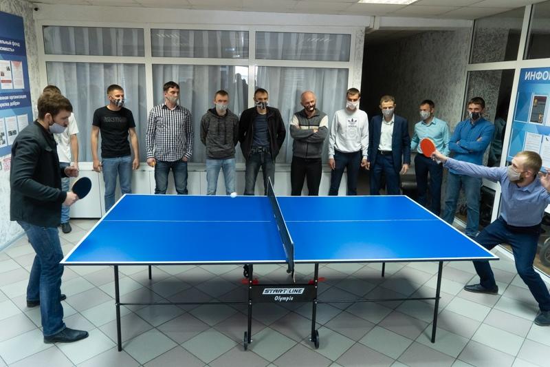Товарищеский турнир