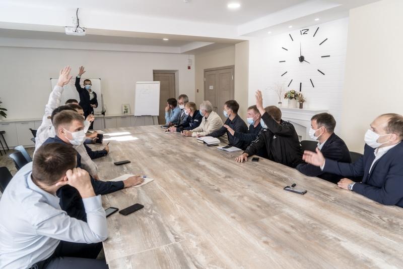 Тренинг по эффективному изменению зависимого поведения