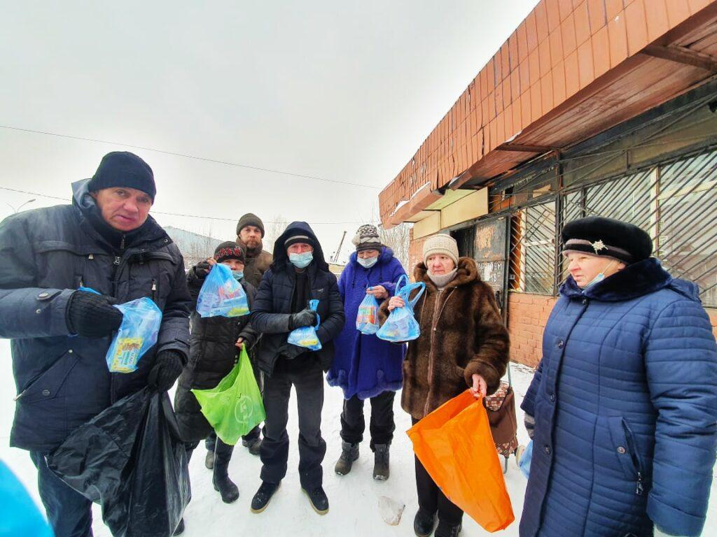 """Отчёт за декабрь 2020 о работе проекта """"Согревающие сердца"""""""