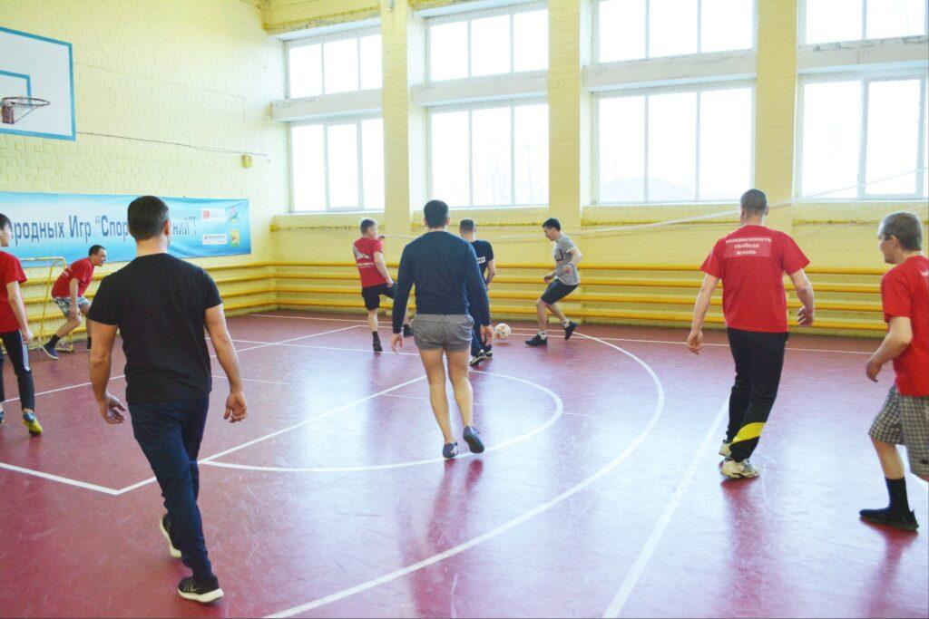 Спортивный досуг как элемент здоровой жизни