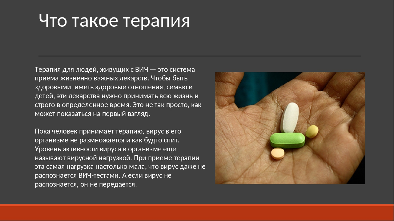 Профилактика ВИЧ/СПИДа